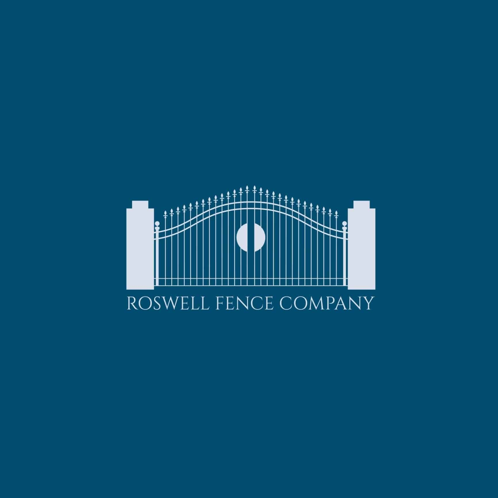 Roswell Fence Company Logo 1732